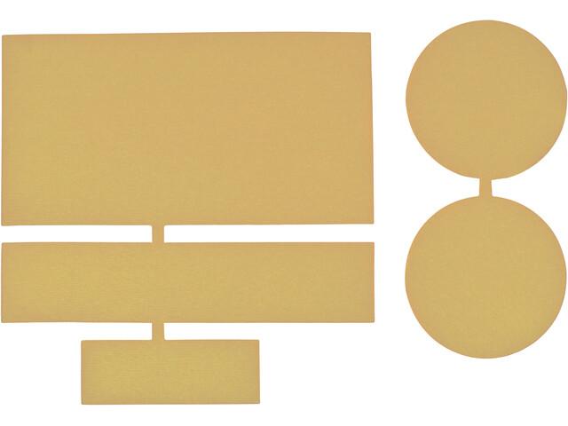 CAMPZ Nylon Reparatie Patches 5 stuks, beige